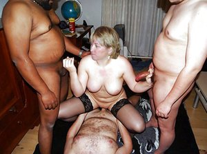 XXX Gangbang Pictures